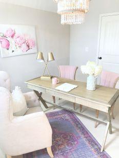 Beautiful Home Office Design 122