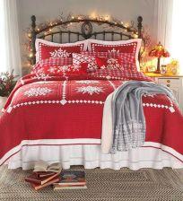 Bedroom Design For Christmas