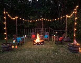 Best Outdoor Living Spaces 132