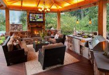 Best Outdoor Living Spaces 142