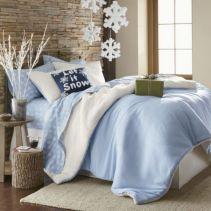 Christmas Bedroom Decorating Design