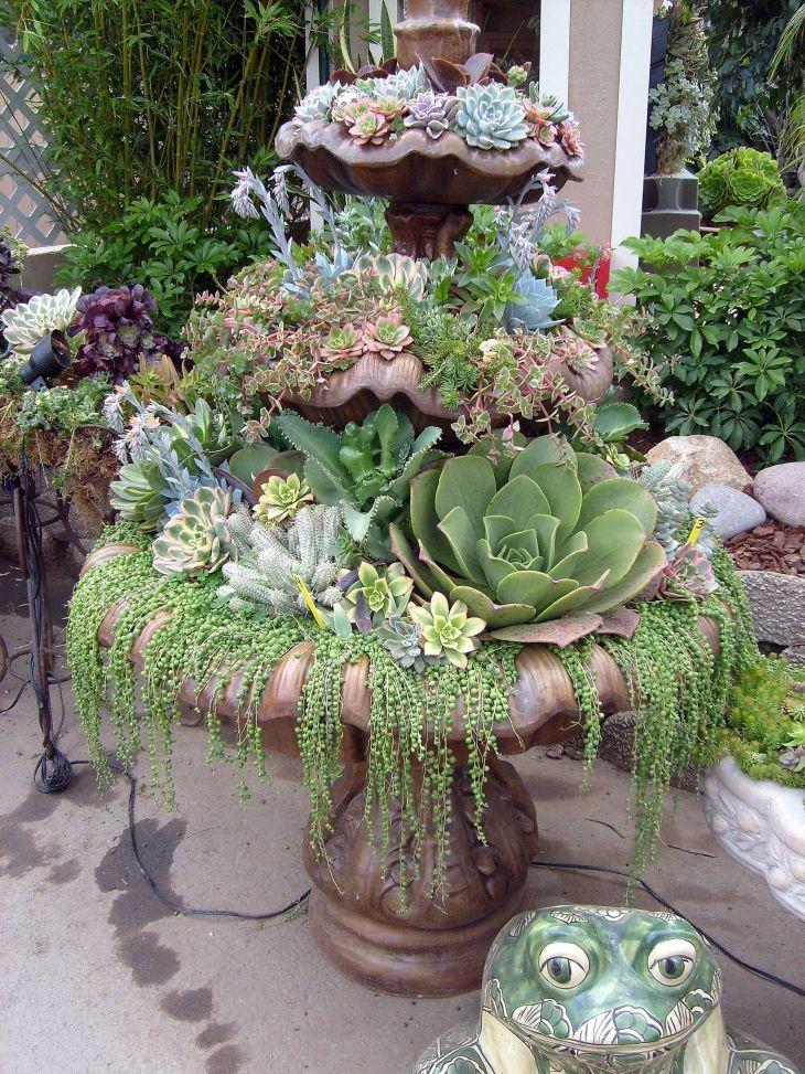 Creative Container Garden Design Ideas