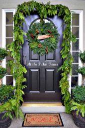 Door Christmas Decorations Design Idea
