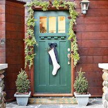 Door Christmas Decorations