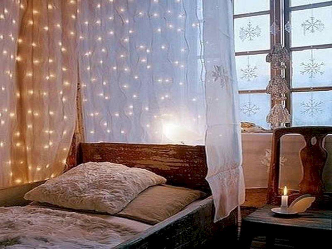Fairy lights bedroom ideas decoredo for Fairytale bedroom ideas