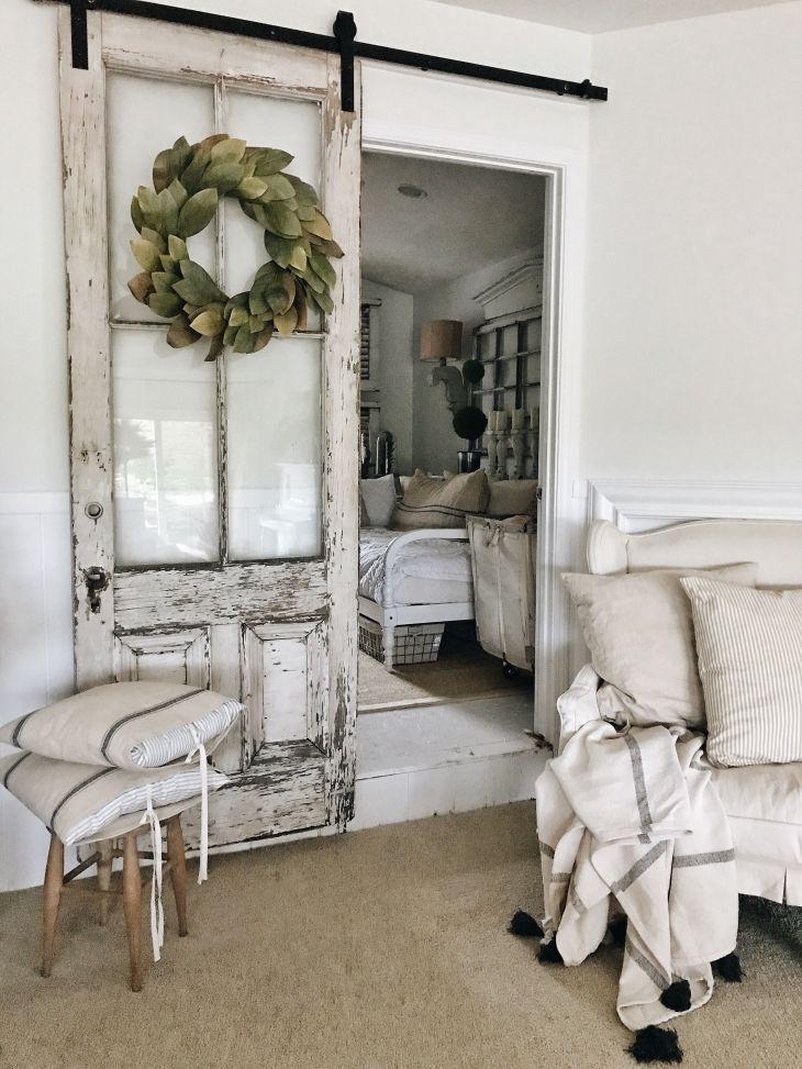 Rustic Farmhouse Bedroom Style