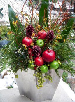 Winter Garden Design Ideas 151