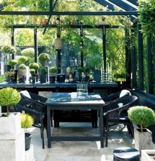 Winter Garden Design Ideas 231
