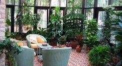 Winter Garden Design Ideas 351
