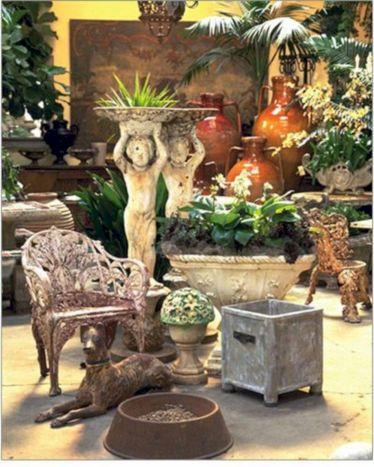 Winter Garden Design Ideas 391