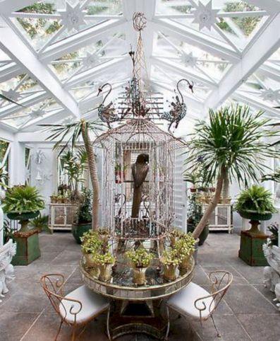 Winter Garden Design Ideas 41