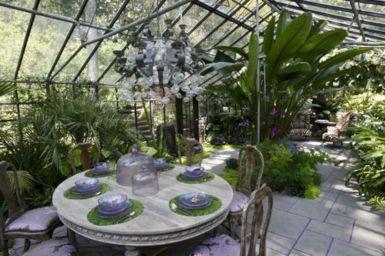 Winter Garden Design Ideas 91