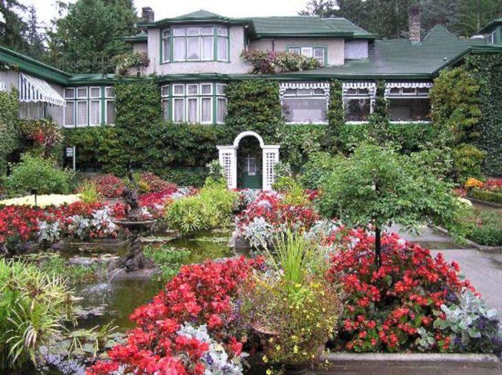 Beautiful Italian Garden