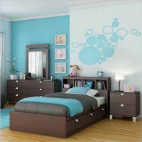 Blue Kids Bedroom Decorating Ideas