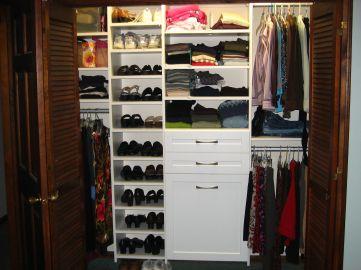 California Closet Design Idea