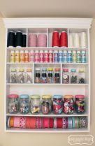 Craft Room Storage Idea