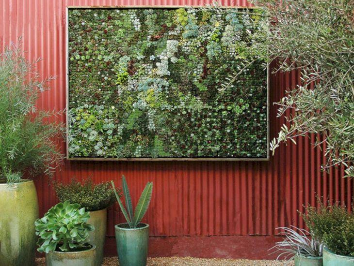 DIY Living Walls Vertical Gardens