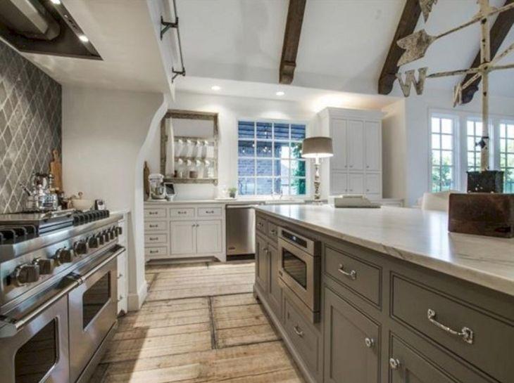 European Farmhouse Kitchen Ideas