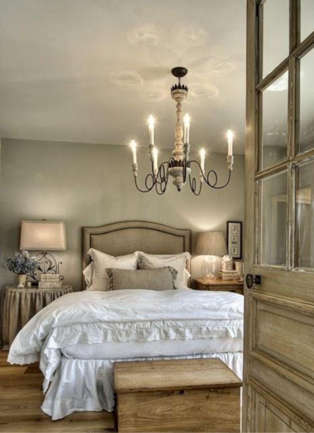Farmhouse Bedroom Chandelier DECOREDO