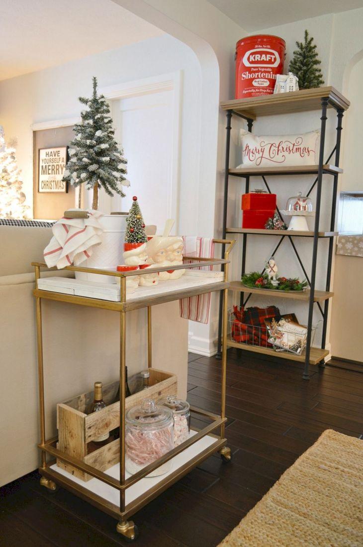 Farmhouse Dining Room Christmas Design Ideas