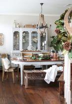 Farmhouse Dining Room Christmas