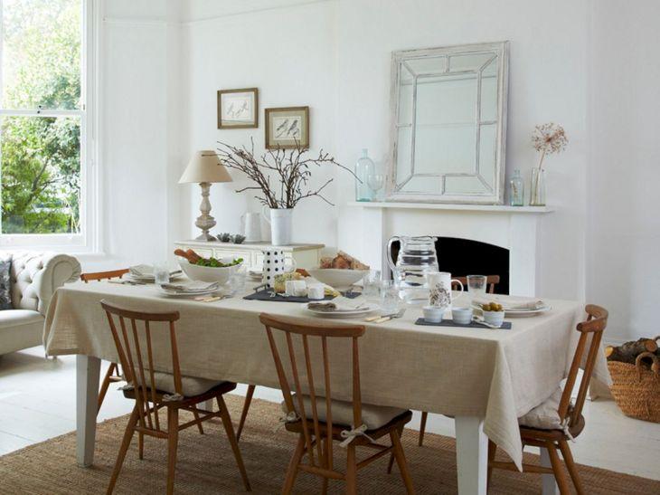 Farmhouse Dining Room Decorating Ideas