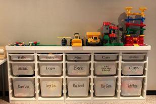 IKEA Toy Storage Ideas
