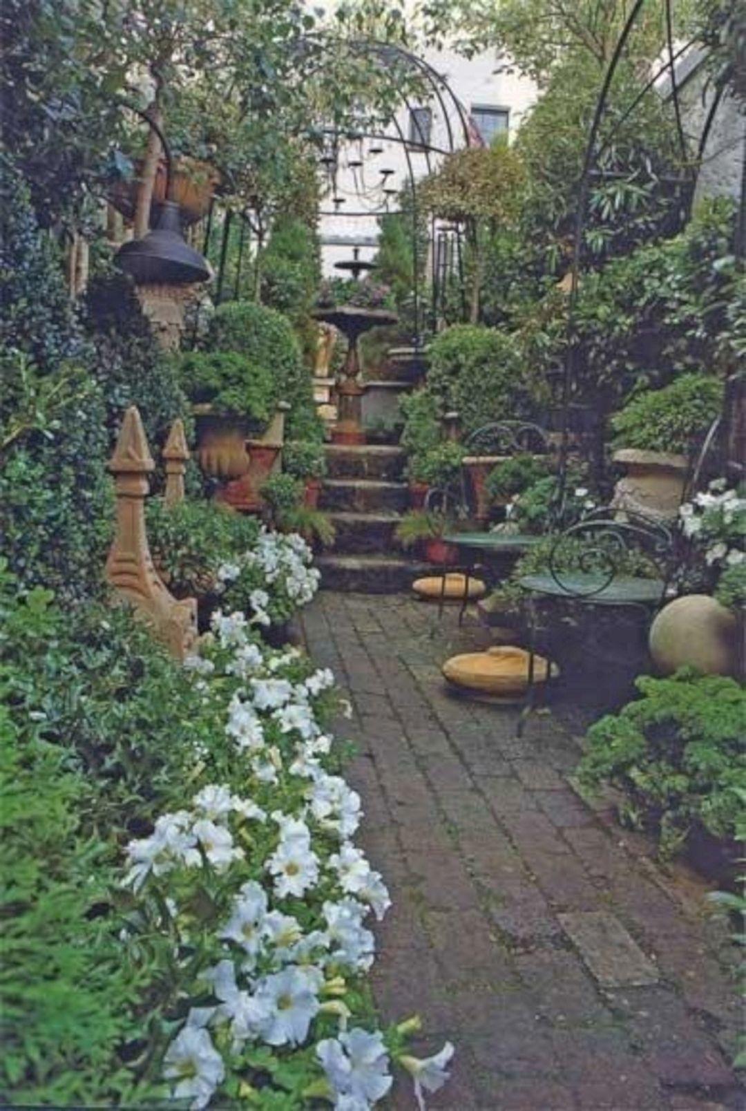 Ordinaire Italian Courtyard Garden Design