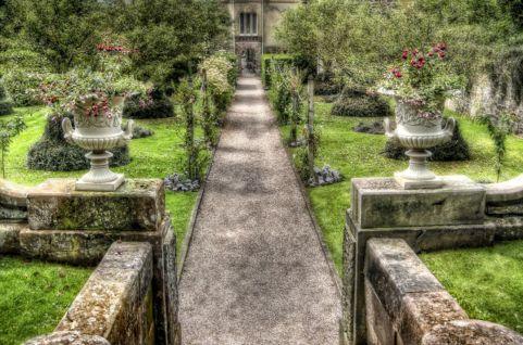 Italian Patio Garden