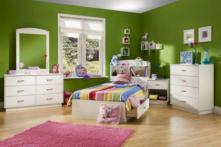 Kids Bedroom Colors Ideas