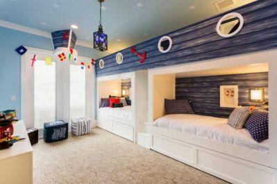 Kids Bedroom Design Idea