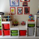 Kids Toy Storage Idea