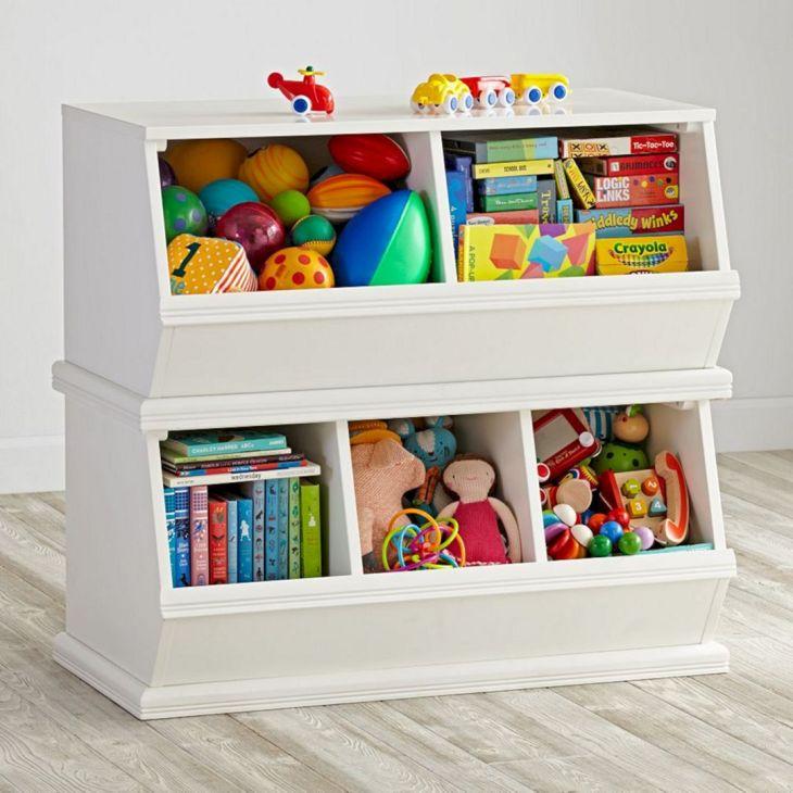 Land of Nod Kids Toy Storage Furniture