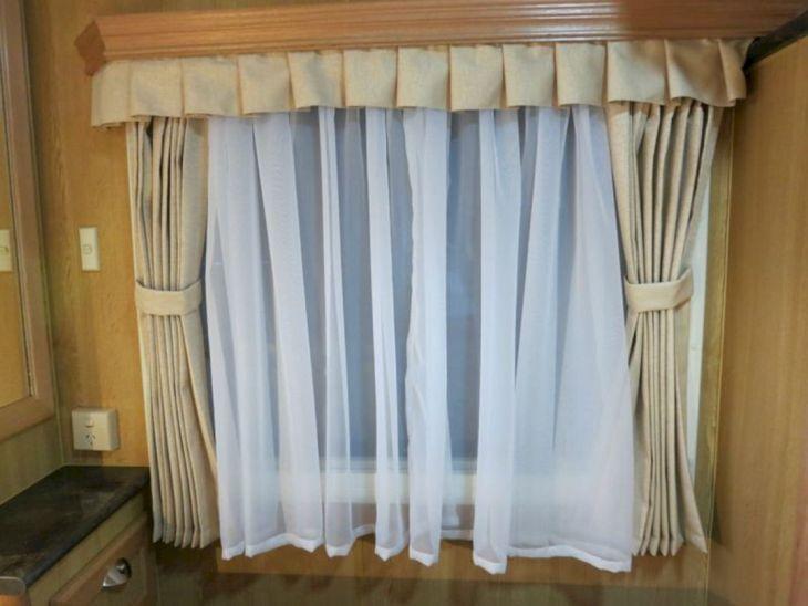 RV Curtains Motorhome Ideas