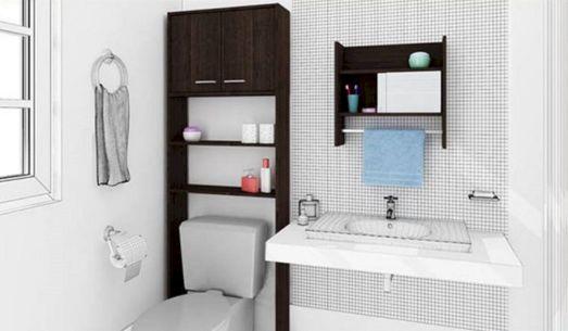 Small Bathroom Space Saver Idea
