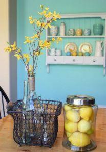 Spring Kitchen Decorating Ideas