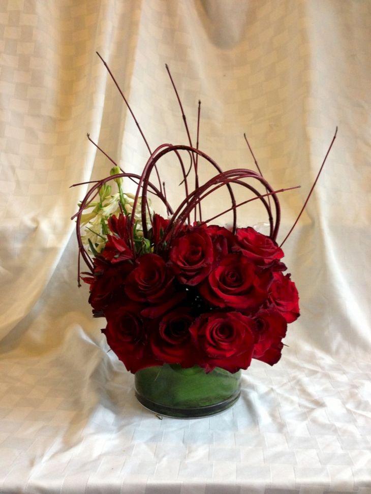 Valentine Floral Arrangement