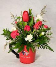 Valentine's Day Flower Arrangement Ideaas