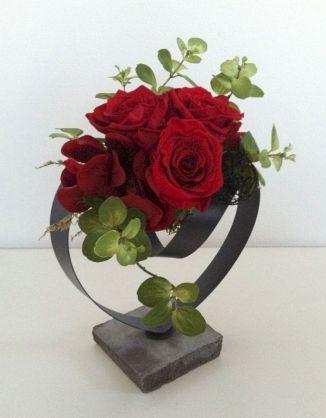 Valentine's Day Flowers Arrangement