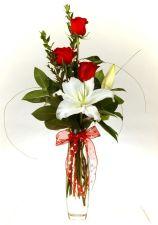 Valentines Flower Arrangement