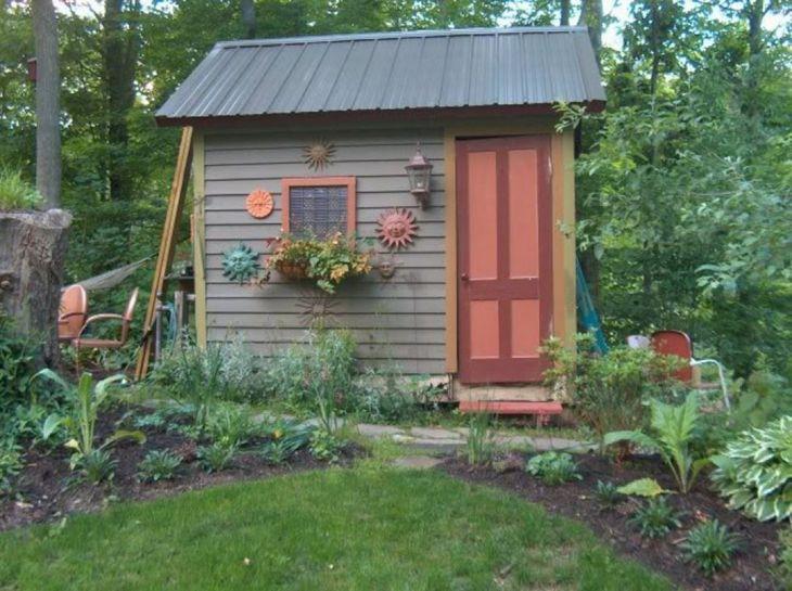 Beautiful Garden Shed Ideas