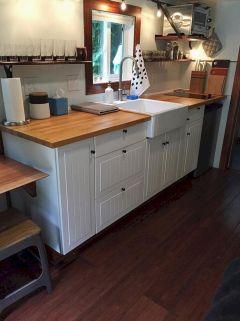 Beautiful Tiny House Kitchen