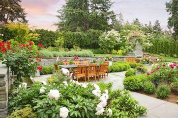Chinese Peony Garden Design
