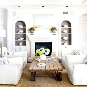 Coastal Rustic Living Room Furnitures