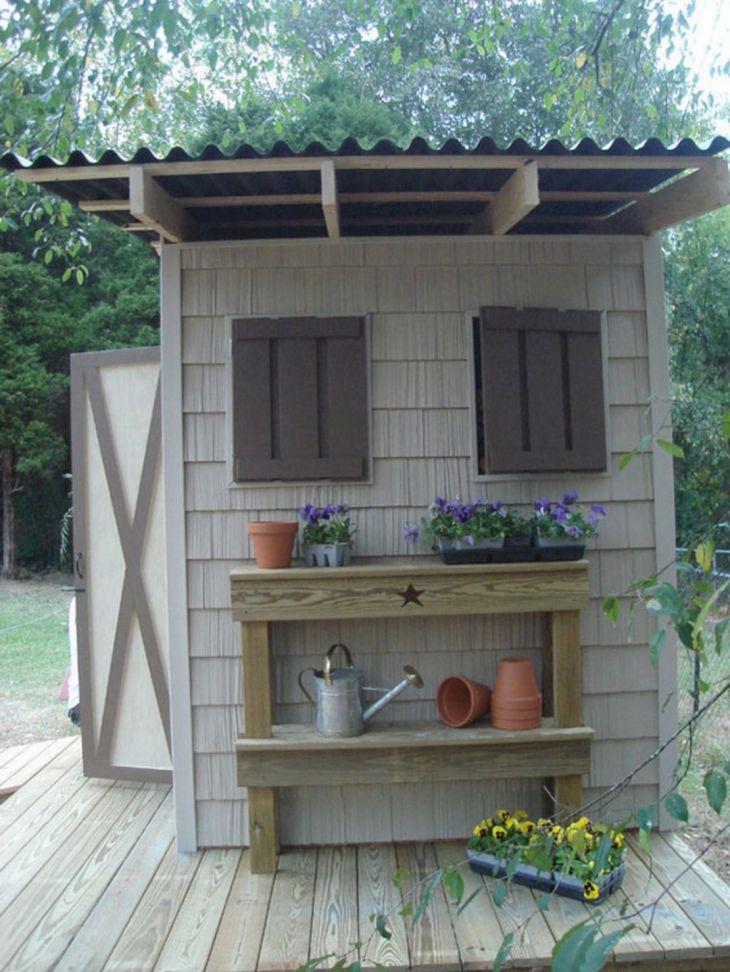 Garden Shed Design Ideas