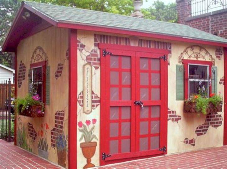 Garden Shed Ideas Design