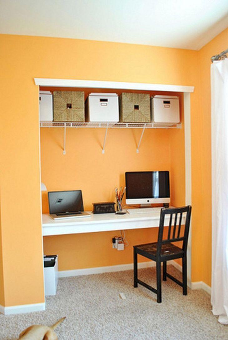 Home Office Design Color Scheme