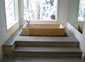 Japanese Soaking Tub Small Bathroom Ideas