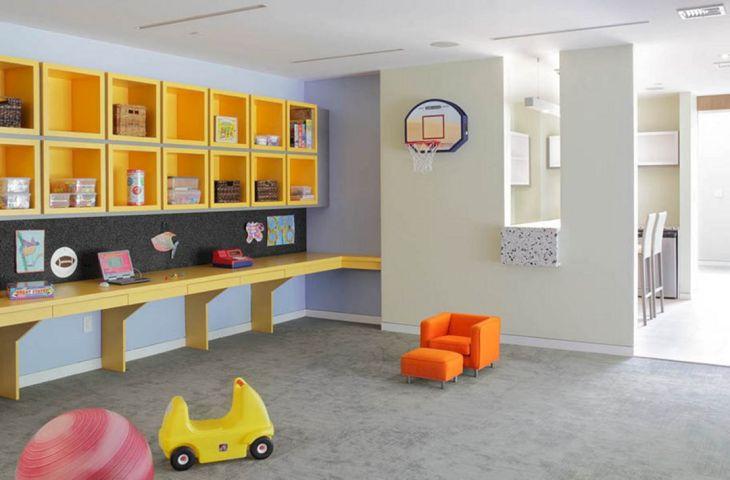 Kids Basement Playrooms Ideas
