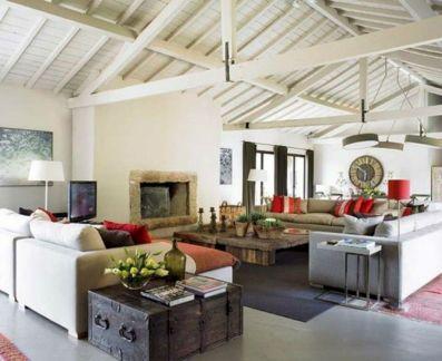 Modern Country Rustic Interior Design